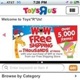 Toys 'R' Us executive : Mobile is a significant strategic advantage | Mobile & Magasins | Scoop.it