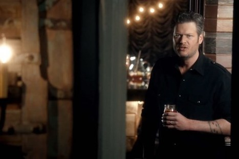 Blake Shelton Leaves the Romancin' to Someone Else in Sexy 'Sangria' Video | Country Music Today | Scoop.it