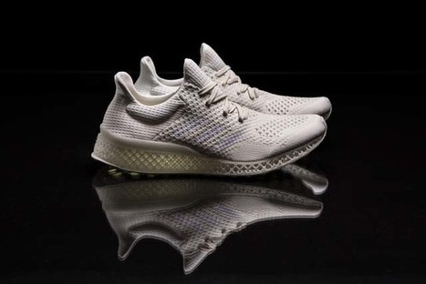 IDG Connect – Adidas a shoe in for 3D printing revolution | Futuristic Technologies | Scoop.it