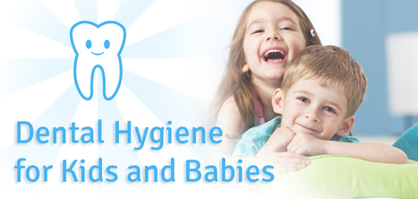 Healthy Smile: How to Care for Children's Teeth   Dental Care   Scoop.it