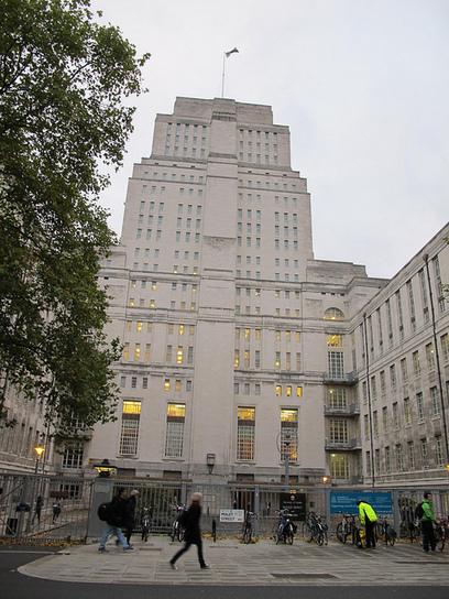 Senate House, University of London | Listening to British Music, 1900-2013: MUSI3133 | Scoop.it