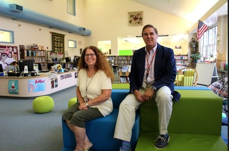 Cos Cob School Says Farewell to Its Media Center | School Library Learning Commons | Scoop.it
