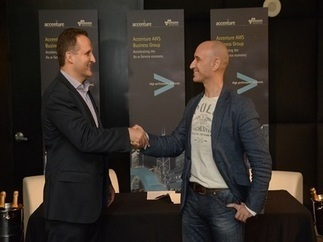 AWS, Accenture create new business group to ease cloud migration - Firstpost | Cloud Computing | Scoop.it