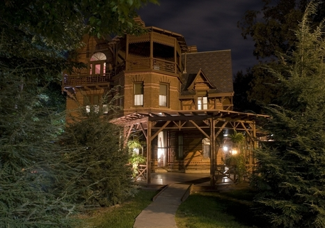 Ghost Tours at Mark Twain House in Hartford; Will Lady in White Appear? - History - July 2014   Literature & Psychology   Scoop.it