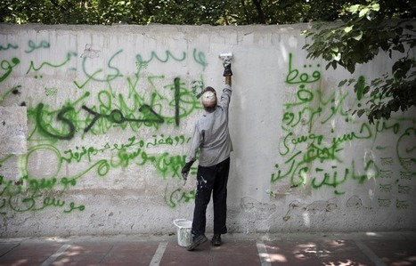 Why Tunisians succeeded but Iranians faltered | The Middle East Channel | Coveting Freedom | Scoop.it