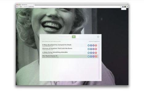 Smile Suggest. Souriez c'est sauvegardé - Les Outils Google | Les outils du Web 2.0 | Scoop.it