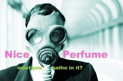 Bathing in Perfume Stinks. | Newsy Stuff | Scoop.it