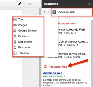 5 caractéristiques cachées de Google Drive… Mais Oh combien utiles ! | Autour du Web | Réflexions pas vraiment philosophiques | Scoop.it