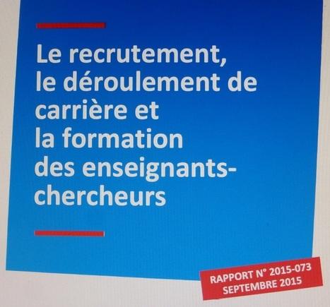 Revoilà la modulation des ORS ! | Enseignement Supérieur et Recherche en France | Scoop.it