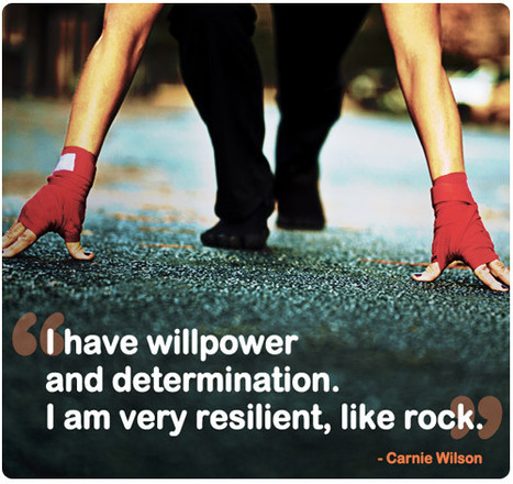 5 Habits of People With Remarkable Willpower | Willpower and Self-Control | Scoop.it