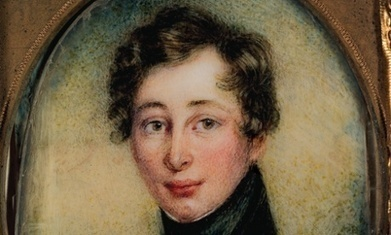 Young Dickens in love: sugary, and waxing lyrical about gloves | Eye on Literature | Scoop.it