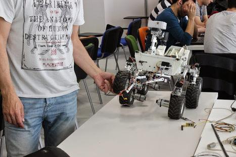 Robot diseñado con herramientas de software libre, finalista en un concurso de la NASA | Software Libre para un Mundo Libre | Scoop.it