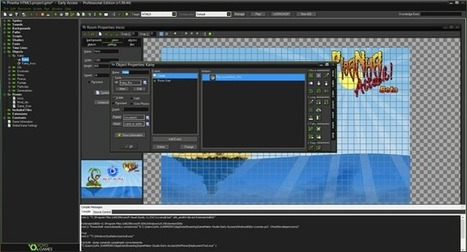 Game Maker Studio, para crear videojuegos sin saber programar | Didactics and Technology in Education | Scoop.it
