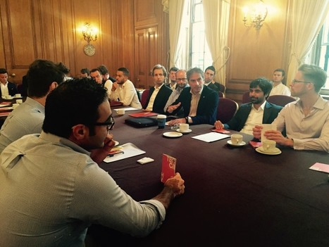 Tech City UK's Downing Street Breakfast | Tech City UK | start up | Scoop.it
