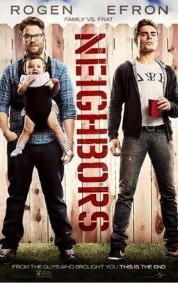 "Stories: ""Cattivi Vicini"" di Nicholas Stoller | Movies | Scoop.it"