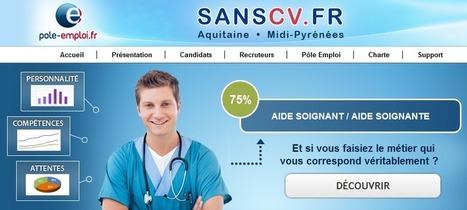 Recrutement sans CV : Pôle emploi lance une expérimentation avec la start-up française MyJobCompany | Recrutement management rh | Scoop.it