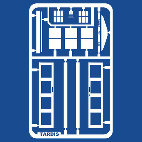 TIMELORDS GADGET  tee shirt by karmadesigner | karmadesigner | Scoop.it