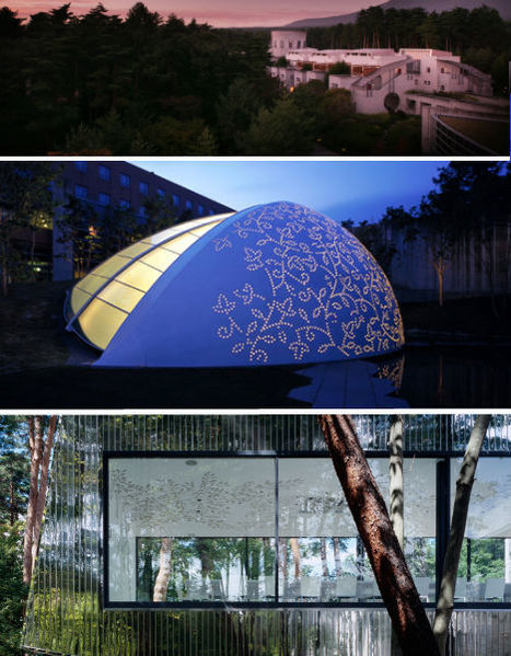 Unique Boutique: 13 of Japan's Most Strangely Stylish Hotels #architecture #interiors | all about hotel design | Scoop.it