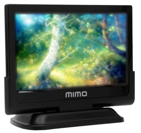 Touch this: Mimo USB monitor goes capacitive | Technology and Gadgets | Scoop.it