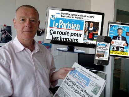 Le Parisien fait le pari de l'information locale payante sur mobile | DocPresseESJ | Scoop.it
