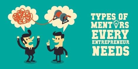 5 kinds of mentors every aspiring entrepreneur needs   Personal and Corporate Branding   Scoop.it