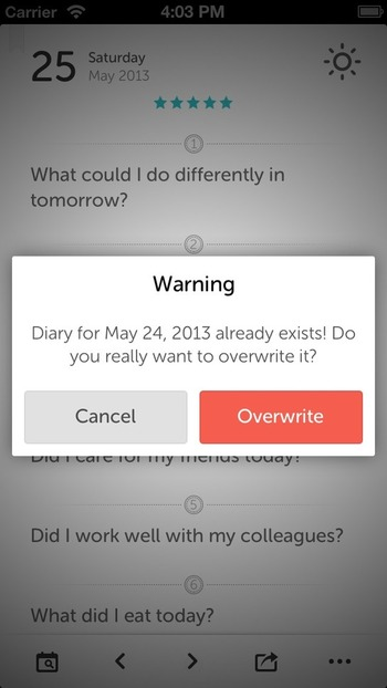 An UIAlertView replacement with block syntax and fancy transition styles   iPhone and iPad development   Scoop.it