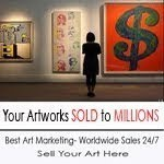 How to Sell Your Artworks Worldwide 24/7! Sales Success & New clients! | How to Sell Your Fine Art, Photography Collections Online | Scoop.it