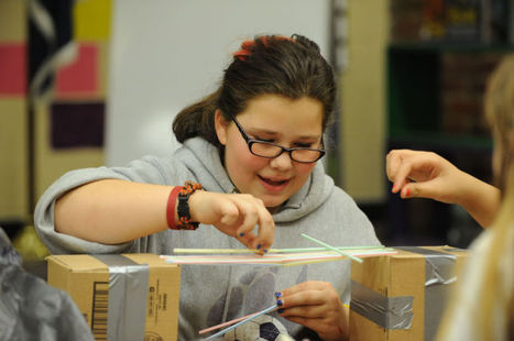Strengthening math, science skills while building bridges with the 21st ... - TriCities.com | Students Taking Charge of Learning | Scoop.it