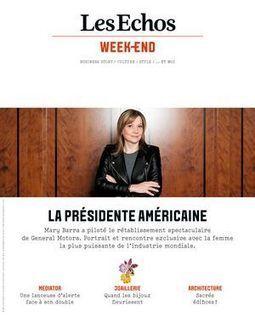 Les Echos Week-end Magazine n°54 - 18/11/2016   Infothèque BBS Brest - L'actualité des revues   Scoop.it