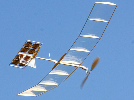 Ultrathin #Solar Cells for Lightweight and Flexible Applications #renewables | Messenger for mother Earth | Scoop.it