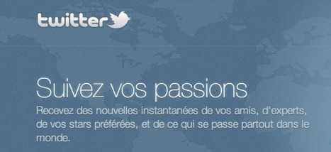 Twitter va-t-il détrôner Facebook ? | SocialWebBusiness | Scoop.it