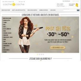 Codes promo Cache Cache valides et vérifiés à la main | codes promos | Scoop.it
