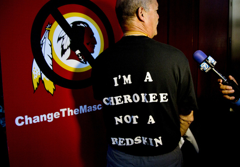 """""""Redskins"""" is derogatory, U.S. trademark office says 