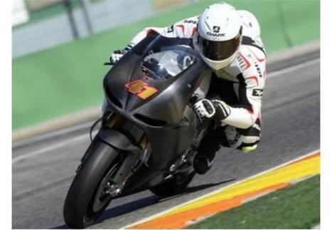 Randy de Puniet, the fastest in Valencia | MotoGP World | Scoop.it