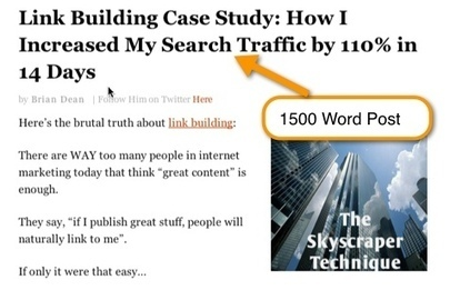 Blog Promotion: How Your Blog Posts can Kick Ass on Google | Lectures web | Scoop.it