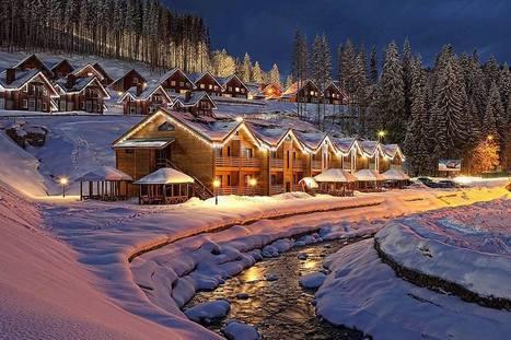 Bukovel Ski Resort, Ukrain Marvellous!! | Combo Holidays | Scoop.it