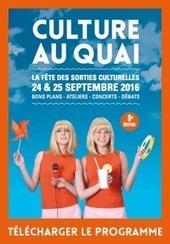 Culture au quai | Monde de la culture 2.0 | Scoop.it