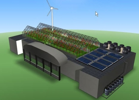 Vegetables in the Sky; Startup to Bring Year-Round Hydroponic ... | Vertical Farm - Food Factory | Scoop.it
