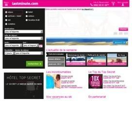 Codes promo et bons plans Last Minute | codes promo | Scoop.it
