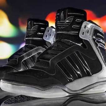 """Adidas Originals Updates '90s B-Ball Style for the """"Tech Street Mid"""" 