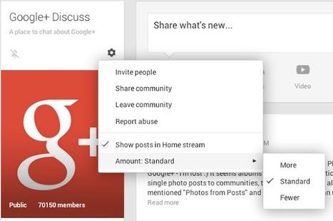 GooglePlus Helper: Google+ red box syndrome: Deal with it! | GooglePlus Expertise | Scoop.it