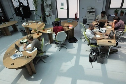 A Shared Workspace Must Be Built Through Collaboration | Misc Thoughts | Scoop.it