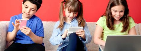 Los nativos digitales comienzan a usar los móviles y las redes sociales cada vez más pronto | Santiago Sanz Lastra | Scoop.it