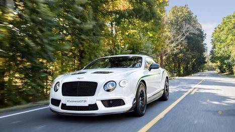 Bentley Continental GT3-R, une élégante en tenue sportive   Luxe & Luxury   Scoop.it