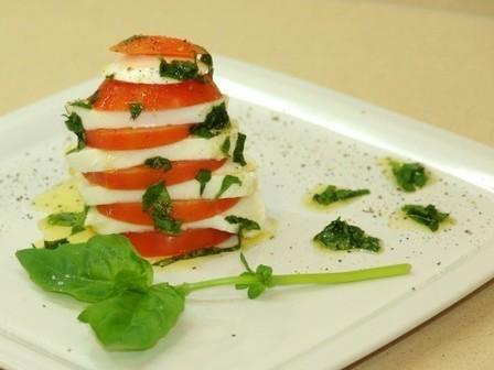 Tomate, mozzarella e manjericão | Foodies | Scoop.it