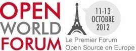 "Open World Forum 2012 | ""green business"" 