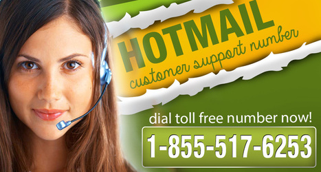 Hotmail customer support number | james charlee | Scoop.it
