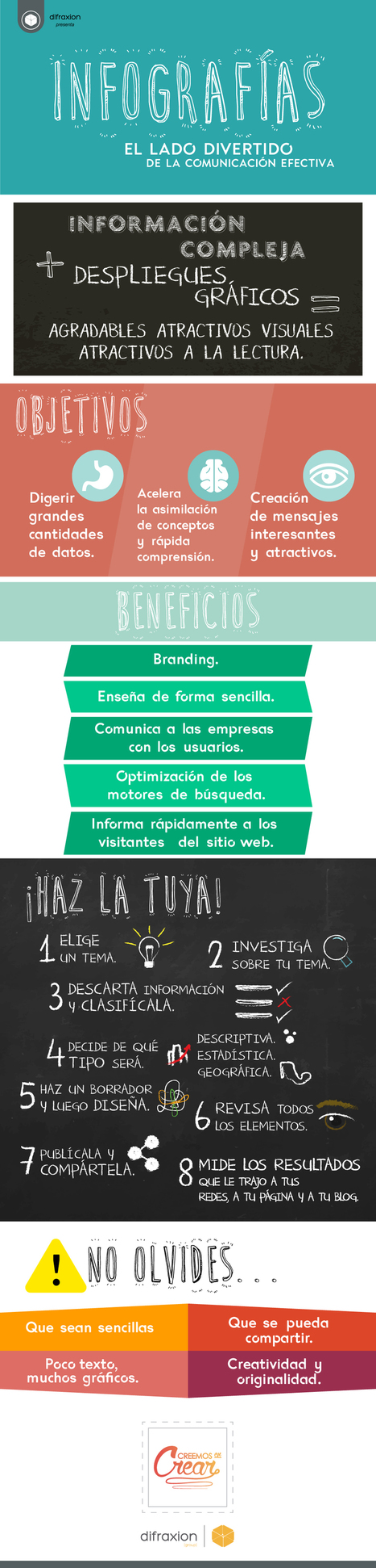 Infografías: el lado divertido de la Comunicación Efectiva #infografia #infographic #marketing | Tutoriales y guias | Scoop.it