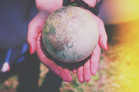 Blogging About The Web 2.0 Connected Classroom: Going Global-Tips And Resources For Global Collaborations | Connect All Schools | Scoop.it