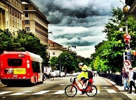 Transporte Urbano y Ciclismo: Lecciones de Europa y Estados Unidos para América Latina   Deporte sostenible UNDAV   Scoop.it